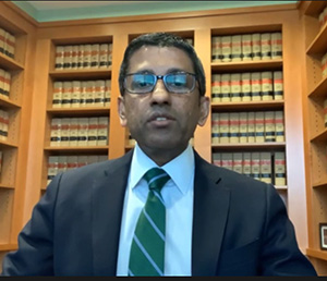 Chief Judge Sri Srinivasan