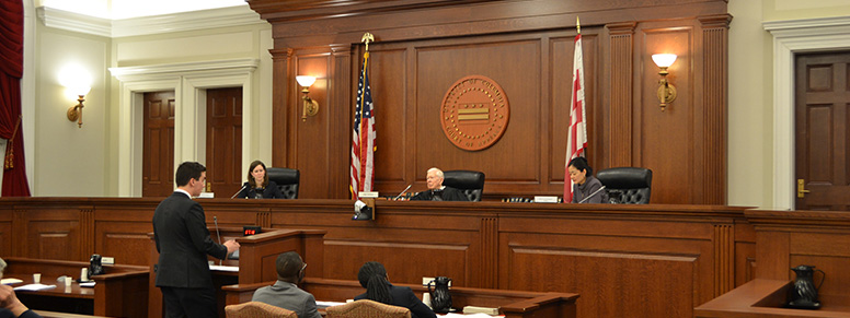 D.C. Cup Moot Court Competition
